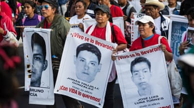Argentine experts query Mexico missing students results
