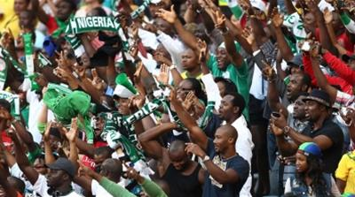 Nigerian fans, meanwhile, are missing from this tournament [Getty Images]