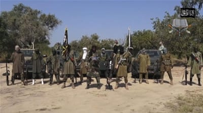 Amnesty said troops in the town in the north of Borno state reported a build-up of suspected Boko Haram fighters in the area before it was attacked [AFP]