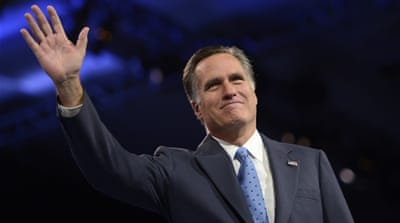 The exit of Romney from the upcoming campaign benefits the other favourites of the party including Jeb Bush [EPA]