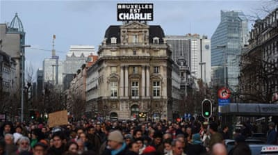 Covering the Charlie Hebdo story