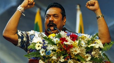 Sri Lanka on tenterhooks as election nears
