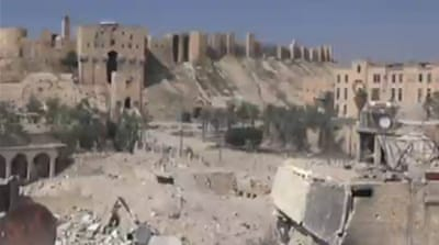 Syria's heritage sites bear the brunt of war