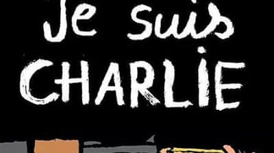 Cartoonists react to Charlie Hebdo attack