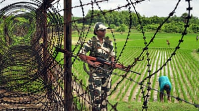 Soaring divisions along India-Bangladesh border fence