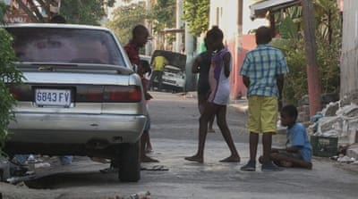 Jamaica's Silent Children