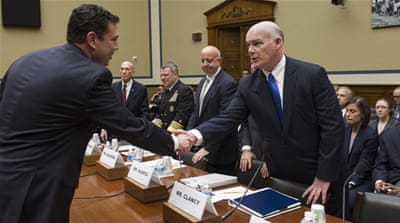 Secret service leaked US Congressman's private data
