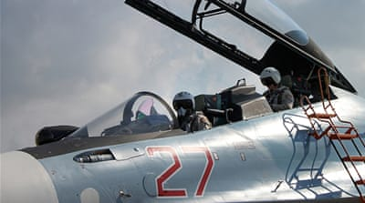 Air strikes and media misses