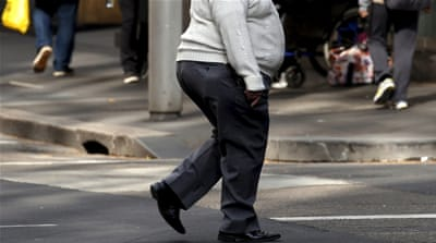 Can the global march of obesity be stopped?
