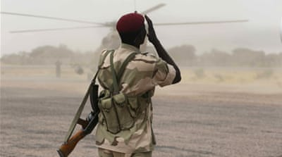 The Chadian army has since the start of this year been involved in a regional offensive against Boko Haram [File: Reuters]