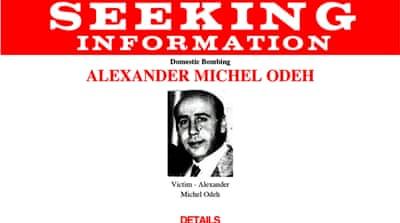 US: The mystery murder of Palestinian Alex Odeh