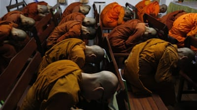 Thailand bans film over depictions of Buddhist monks