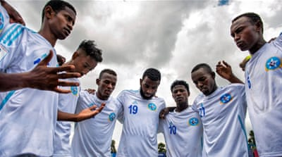 Somalia's rocky road to a World Cup dream