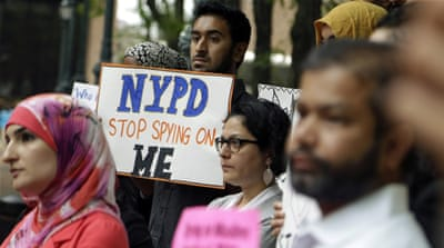 US court revives lawsuit over NYPD spying on Muslims