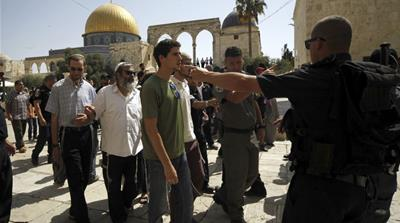 Al-Aqsa status quo at the heart of new violence