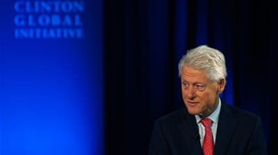 Bill Clinton: Israeli-Palestinian deal still possible