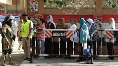 Egypt votes in parliamentary elections