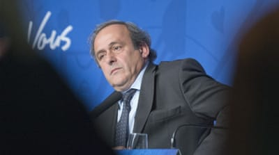 Platini and Blatter have both appealed against the 90-day suspensions [Getty Images]