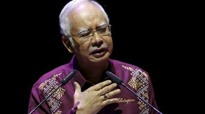 Support for Malaysia's PM Najib dwindles after scandal