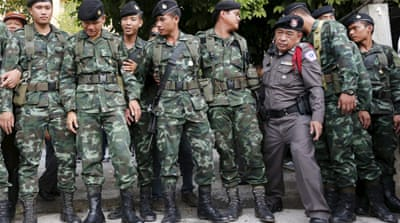 Thai army tries new approach to win over separatists