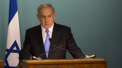 Netanyahu said Hitler had planned to expel Jews until he was convinced otherwise [AP]