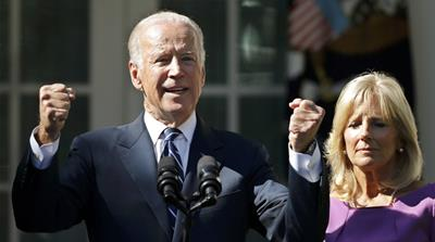 Clear path for Clinton as Biden says he won't challenge
