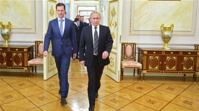 Is Russia's call for elections in Syria realistic?