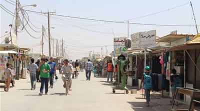 Syrians at Zaatari camp: 'We can't live here forever'