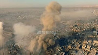 Russia began its air strikes in Syria on September 30 and says it has hit some 500 'terrorist' targets [RussiaWorks]