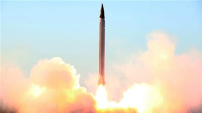 Diplomats said the rocket test was not a violation of the nuclear deal between Iran and world powers [Iranian government via Reuters]