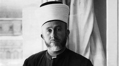 Mohammed Amin al-Husseini, Mufti of Jerusalem, 1937 [Getty]