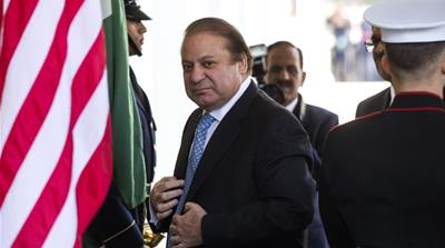 Nuclear weapons issue spoils Sharif's trip to the US