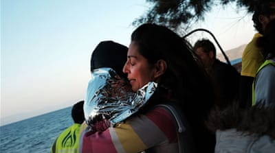 Syrian refugee: 'I'm scared of the way they look at us'