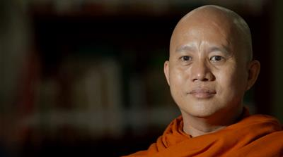 A 'proxy war' between Myanmar's Buddhists and Muslims
