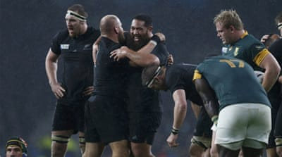 Holders New Zealand reach fourth World Cup final