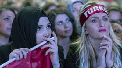 'Turkey was never this polarised,' according to international relations professor Soli Ozel [AP]