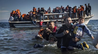 UN says over 700,000 refugees reached Europe this year