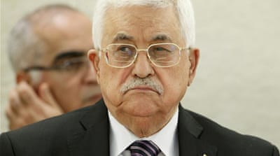 PA President Mahmoud Abbas was widely criticised by Palestinians for attending the funeral of Israeli politician Shimon Peres [EPA]