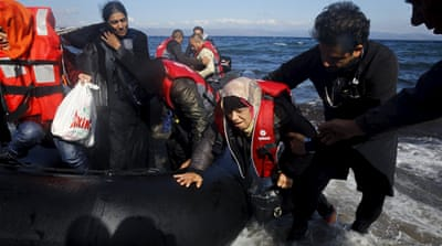 Hope wanes for refugees missing in Aegean Sea