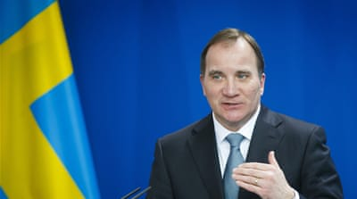 Swedish PM: 'Tear gas, attacks - that is not my Europe'