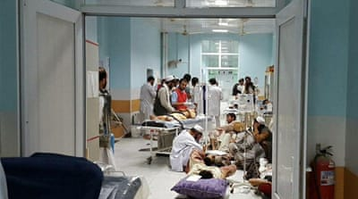 Air strike kills MSF medical staff in Afghanistan
