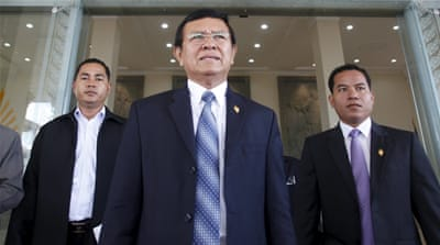 Cambodia vote revives political tensions