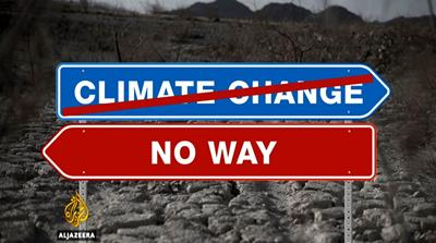 Reality Check: A climate change conspiracy?