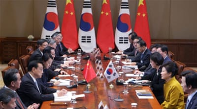 Leaders of China, S Korea and Japan set to hold talks
