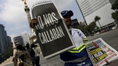 Mexico: No country for journalists