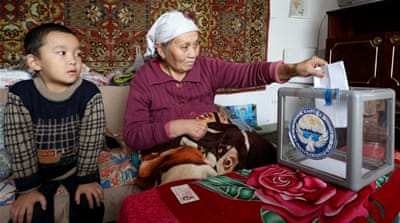 Kyrgyzstan's chance to stand out in Central Asia