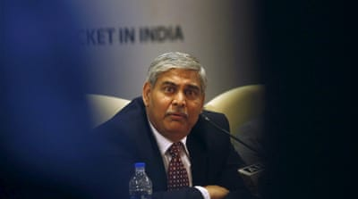 Manohar had been in the president's chair from 2008-2011 [Reuters]