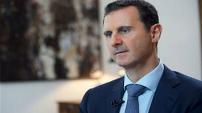 "Assad tells Khabar Iranian TV that the chances of success for his coalition with Russia ""are great and not insignificant"" [Reuters]"