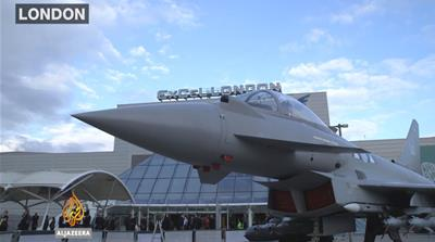 Inside the world's largest weapons show