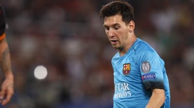 Messi and his father made a voluntary €5m 'corrective payment' in August 2013 [EPA]